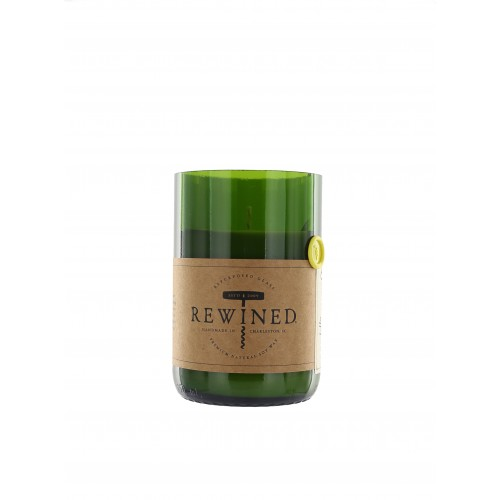 REWINED CANDLES, PINOT GRIGIO SIGNATURE CANDLE